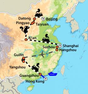 route-door-china